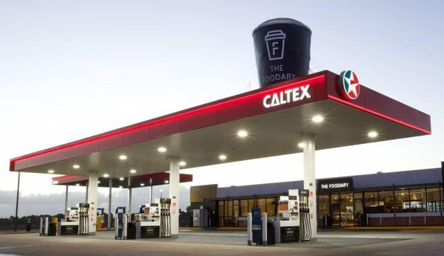 Caltex Horsham