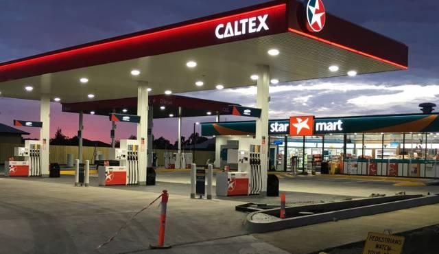 Caltex Shepparton